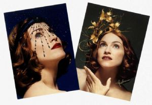 "MAX FACTOR POSTCARDS - UK 6""x 4"" (SET OF 2)"